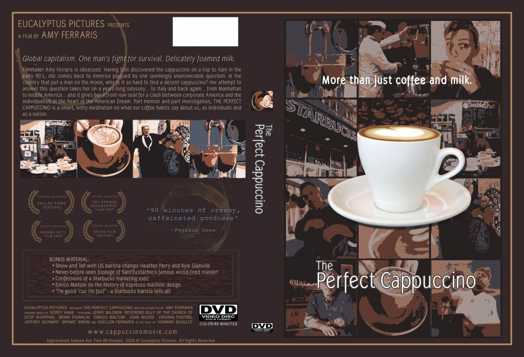 Perfect Cappuccino DVD Cover
