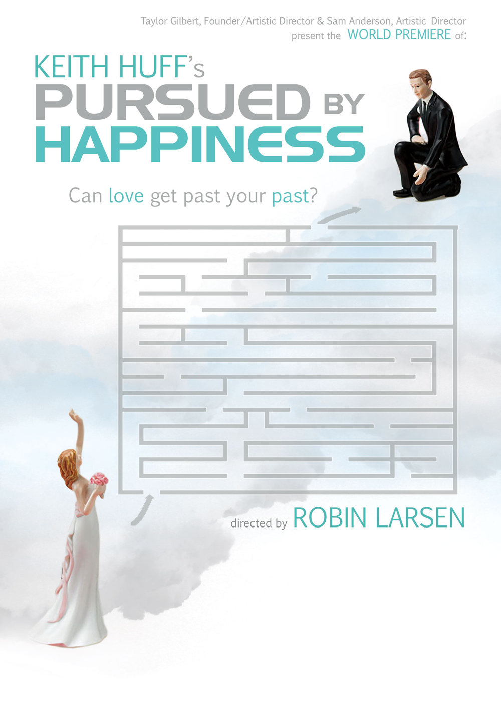 Pursued by Happiness – Postcard