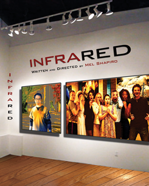Infrared – DVD Cover
