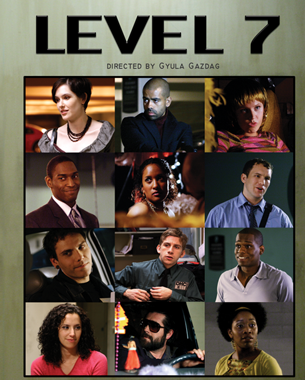 Level 7 – DVD Cover