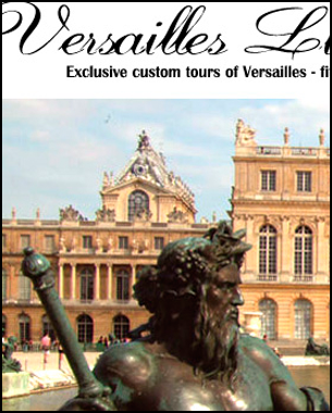 Versailles Limousines – Site Page Holder