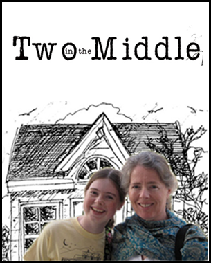 Two in the Middle – Website