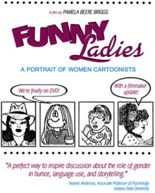 Funny Ladies – Postcard