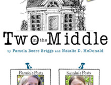 Two in the Middle – Book cover